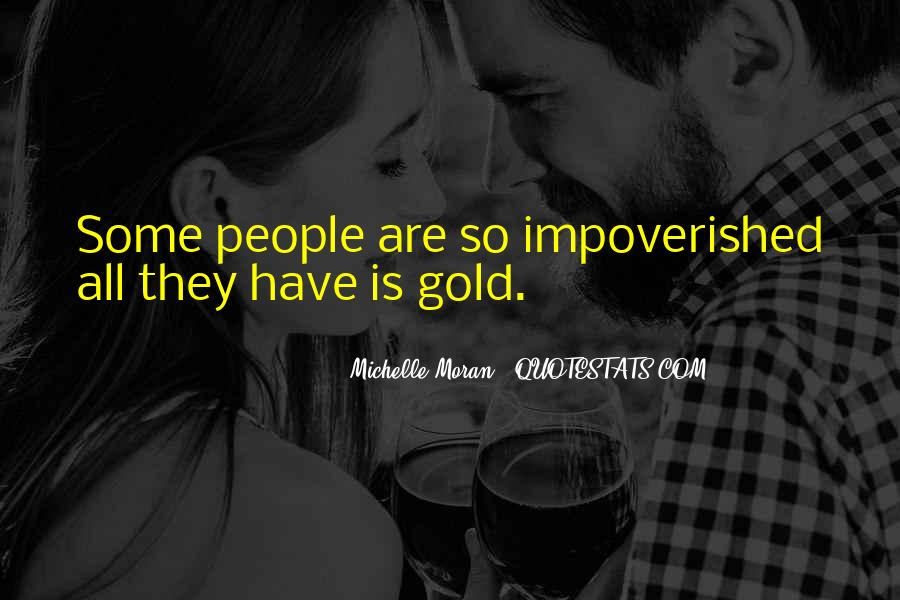 Impoverished Quotes #688131