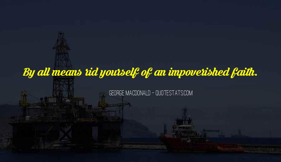 Impoverished Quotes #688463