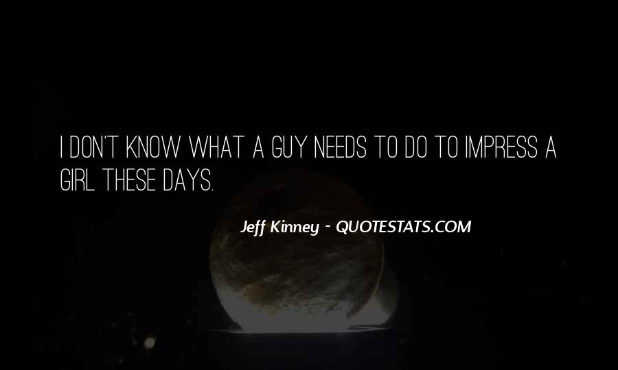 Impress A Girl With Quotes #1146755