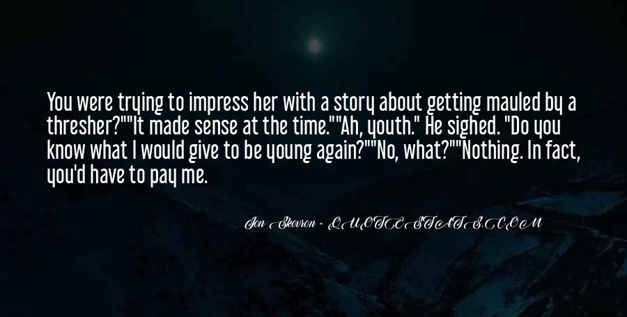 Impress A Girl With Quotes #647747