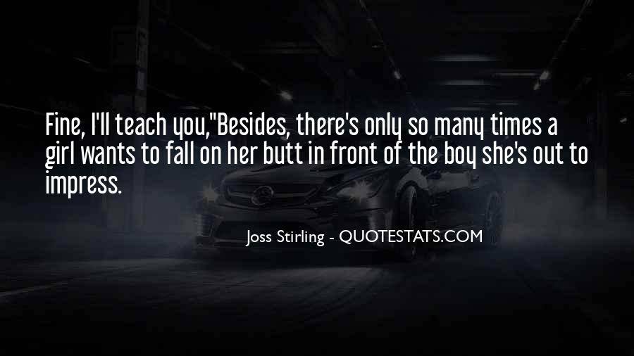 Impress A Girl With Quotes #940193