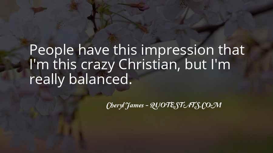 Impression Quotes #100976