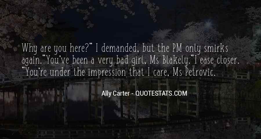 Impression Quotes #102206