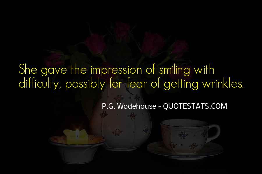 Impression Quotes #103877