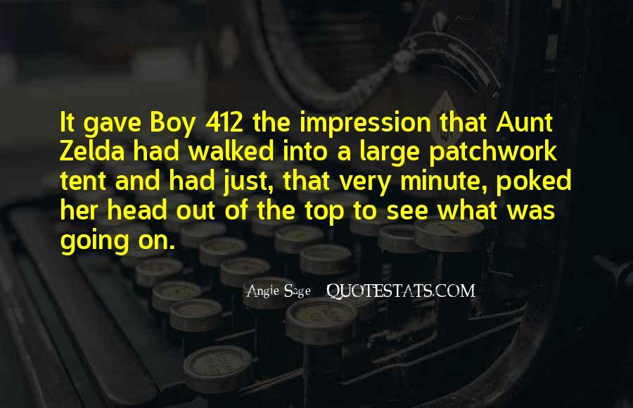 Impression Quotes #20783