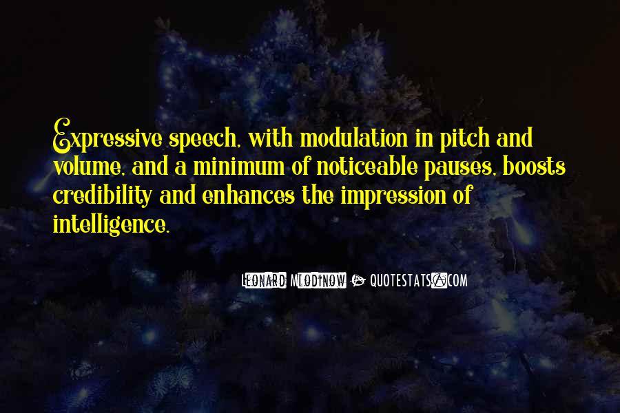 Impression Quotes #22595