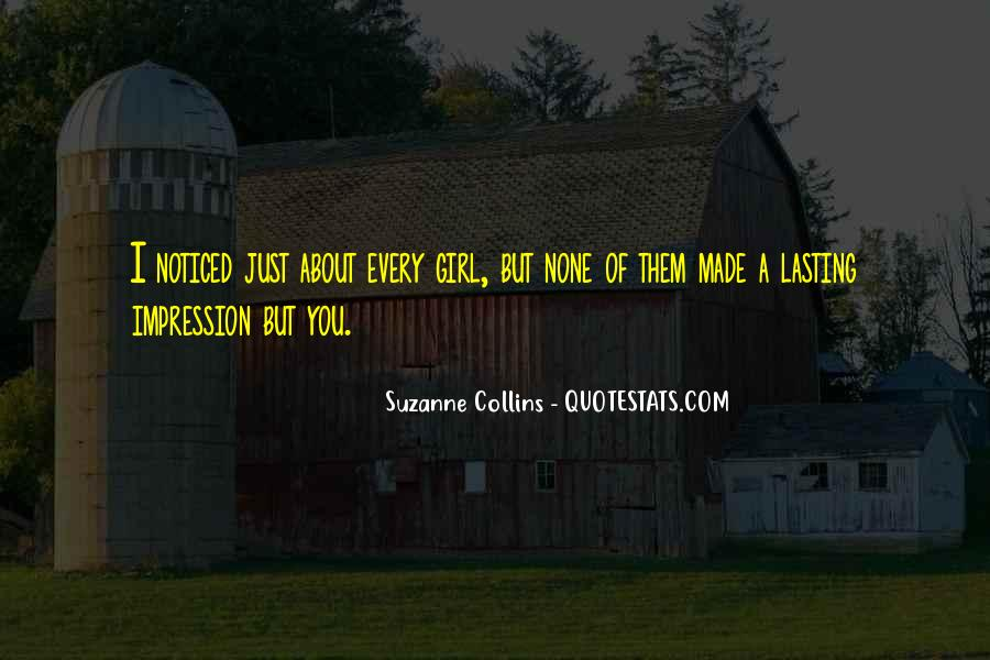 Impression Quotes #2315