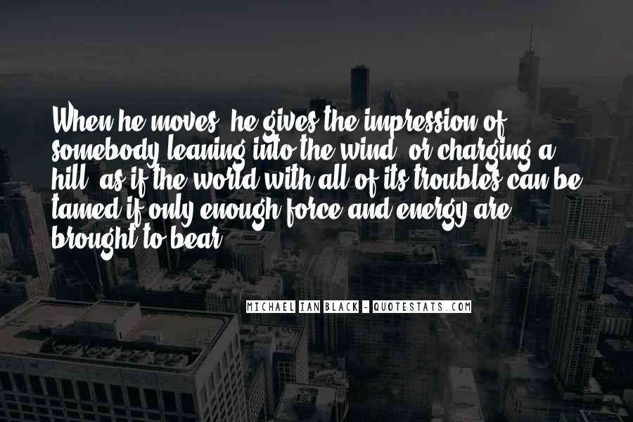 Impression Quotes #24414