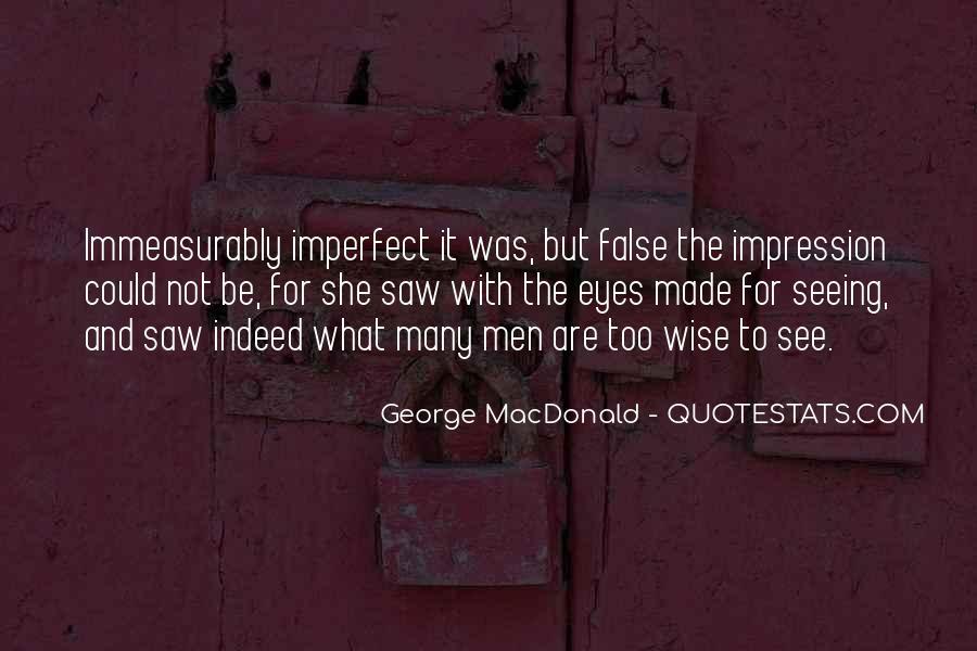 Impression Quotes #46132