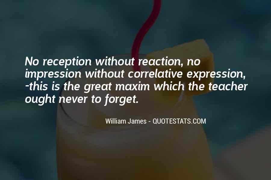 Impression Quotes #46880