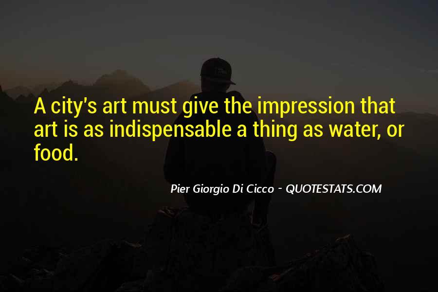 Impression Quotes #8841
