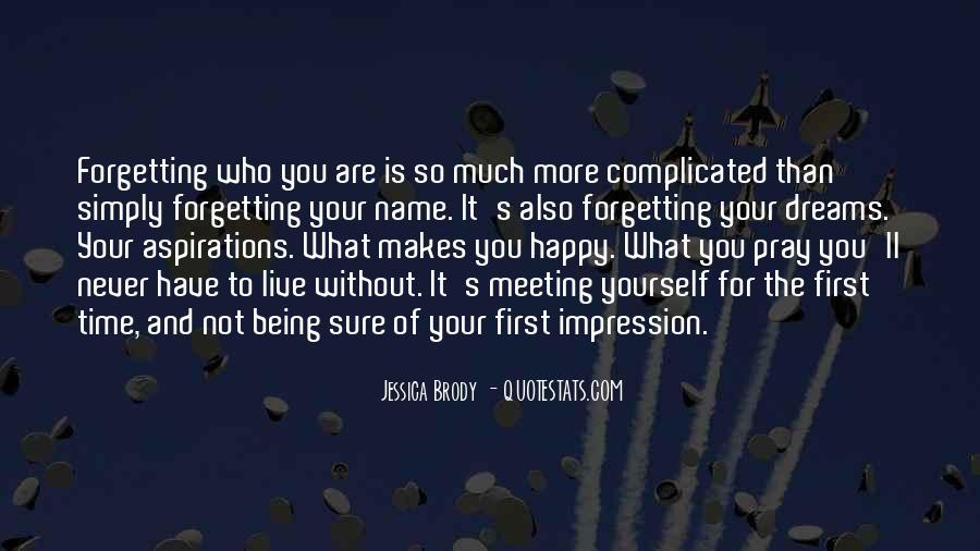 Impression Quotes #93914