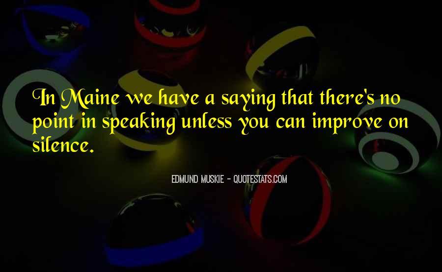 Improve Communication Quotes #1407871