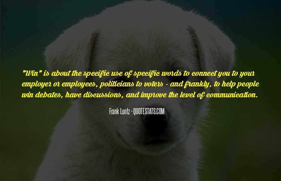 Improve Communication Quotes #753069