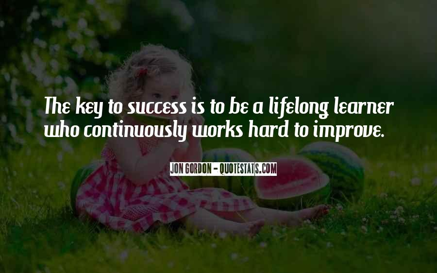 Improve Continuously Quotes #1272244