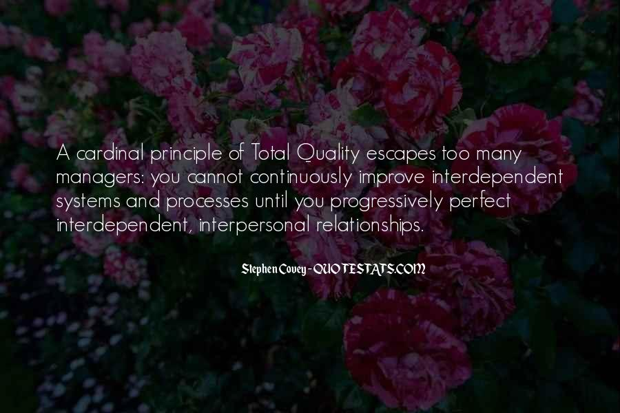 Improve Continuously Quotes #1289514