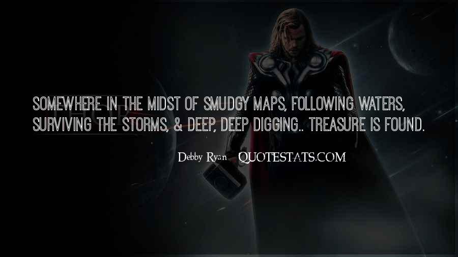 In Deep Water Quotes #1185395