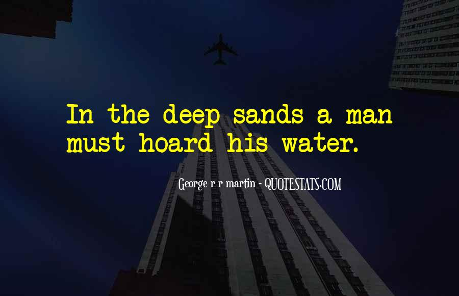 In Deep Water Quotes #1580322