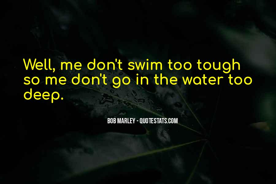 In Deep Water Quotes #258572