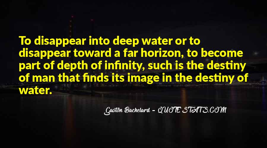 In Deep Water Quotes #581938