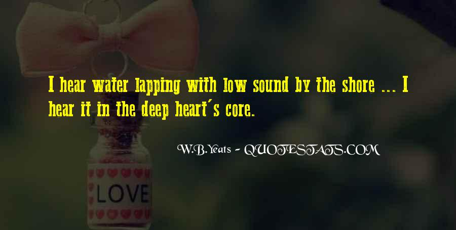 In Deep Water Quotes #650078
