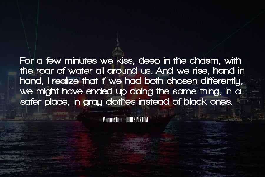 In Deep Water Quotes #771885