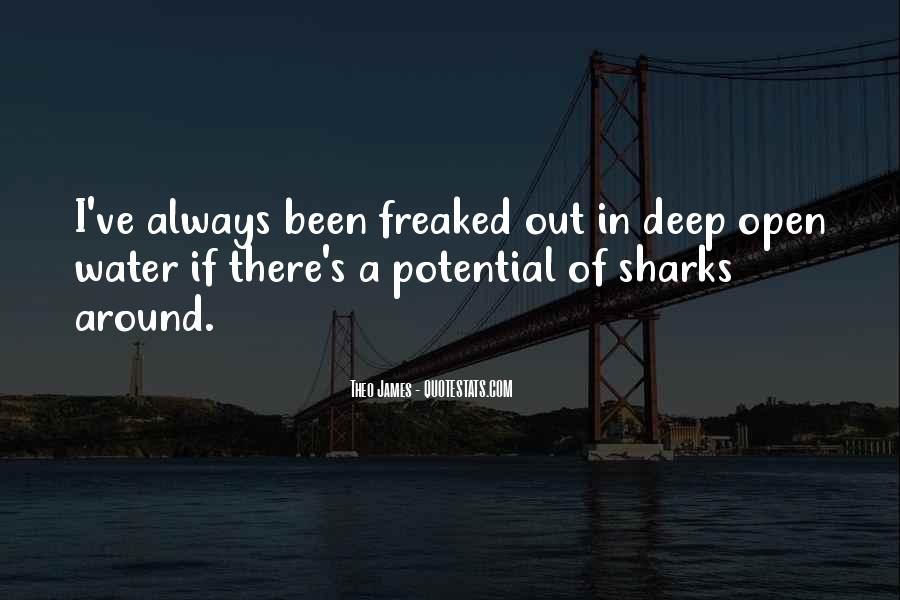 In Deep Water Quotes #787949