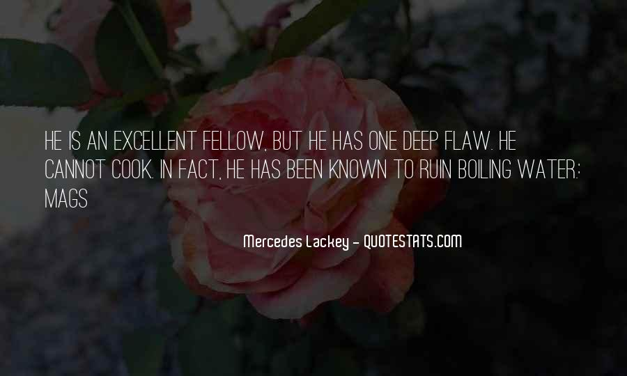 In Deep Water Quotes #796241