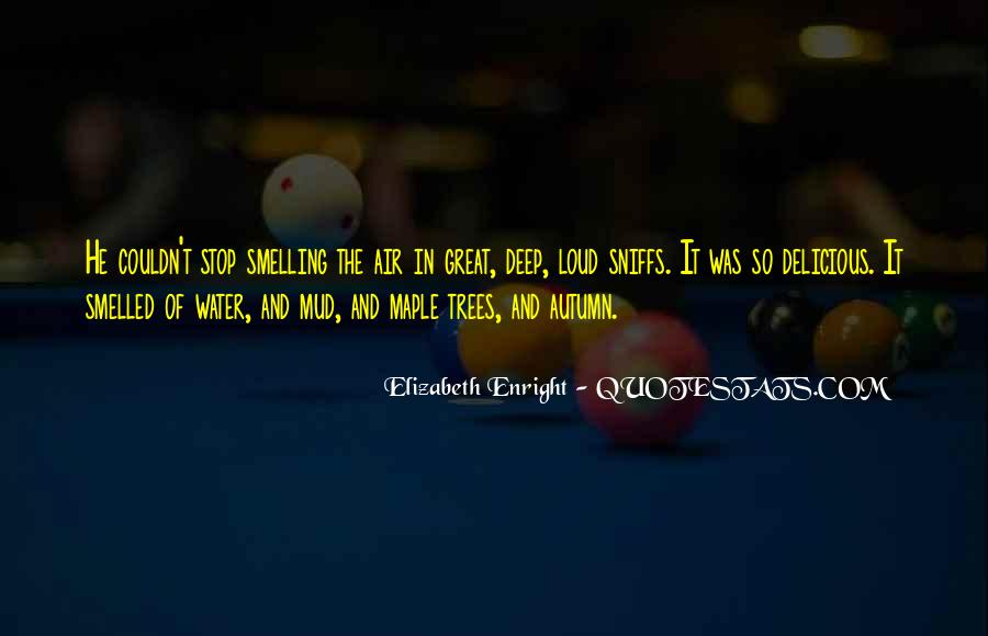 In Deep Water Quotes #806714