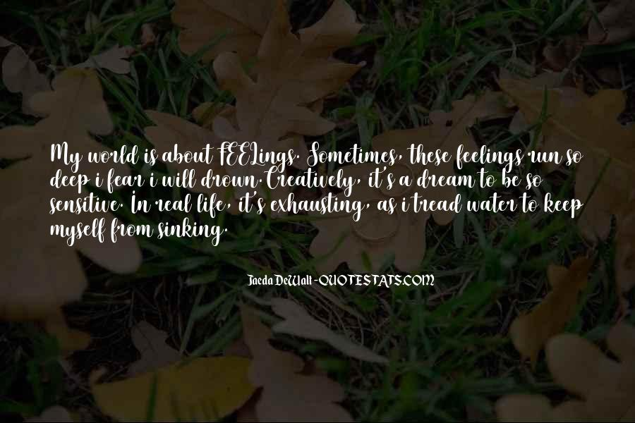 In Deep Water Quotes #905089