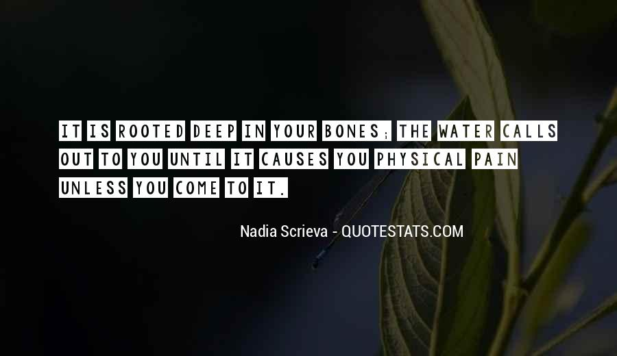 In Deep Water Quotes #967275