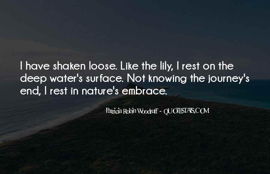 In Deep Water Quotes #973237