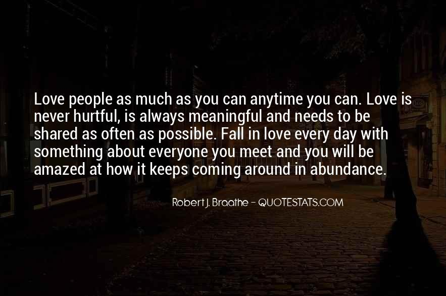 In Love Meaningful Quotes #1297765