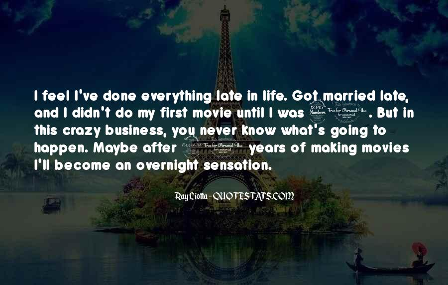In My Business Quotes #115001