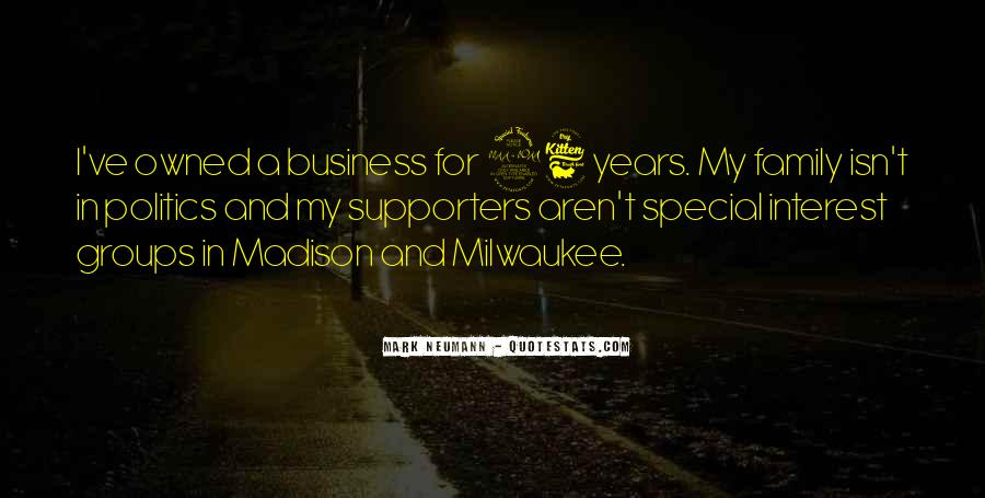 In My Business Quotes #119924