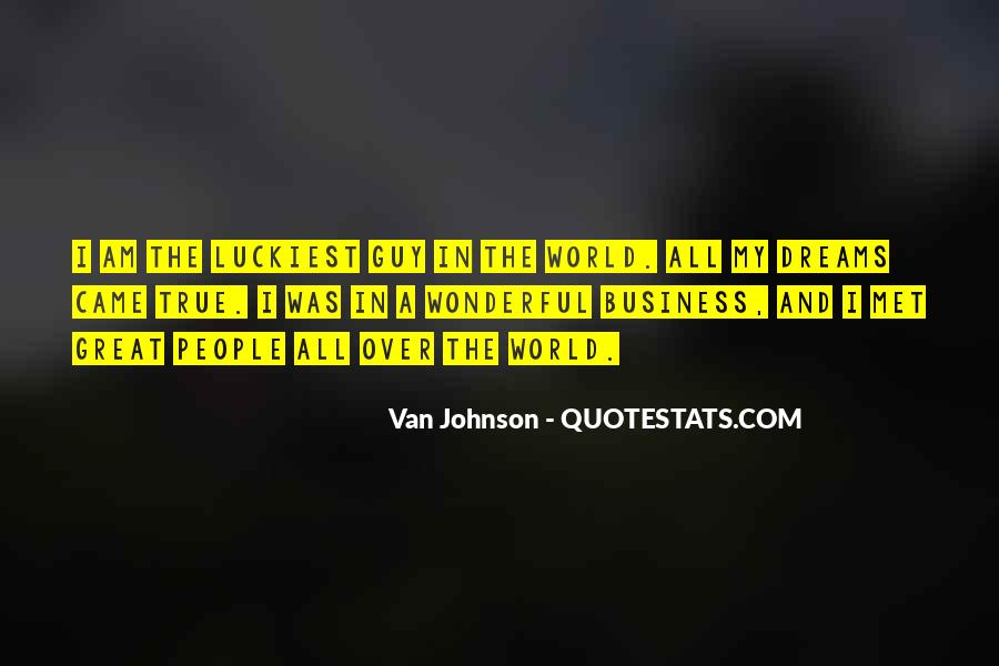 In My Business Quotes #148876