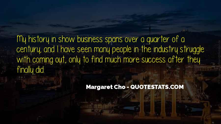 In My Business Quotes #161902