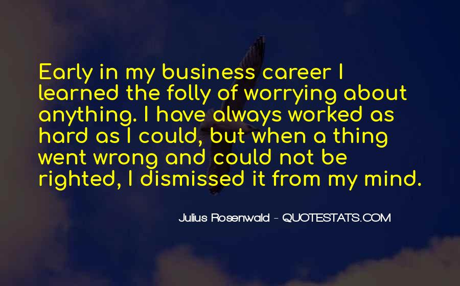 In My Business Quotes #350
