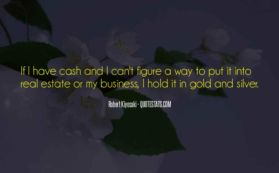 In My Business Quotes #44264