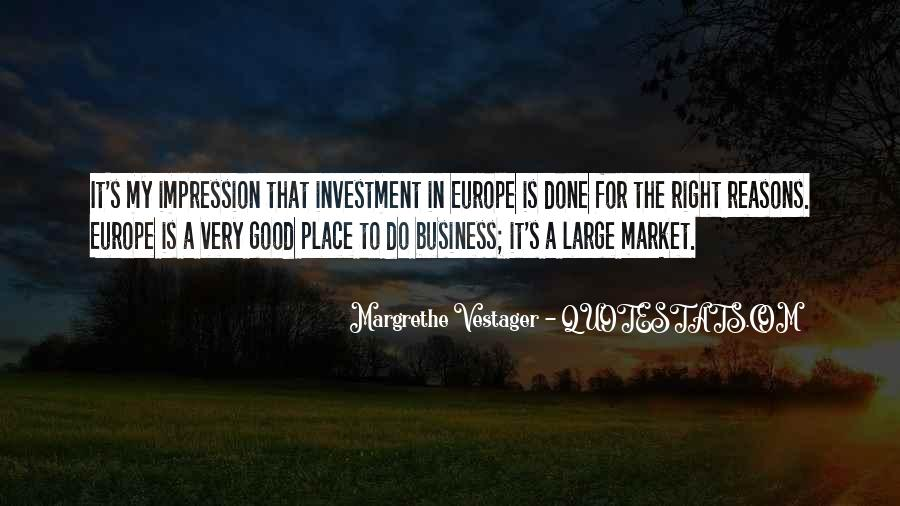 In My Business Quotes #83833