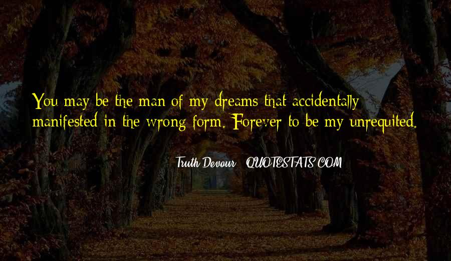 In My Dreams You're Mine Forever Quotes #101259