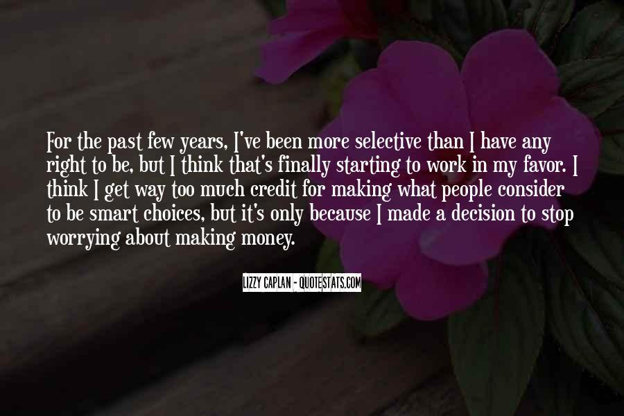 In My Favor Quotes #1243175