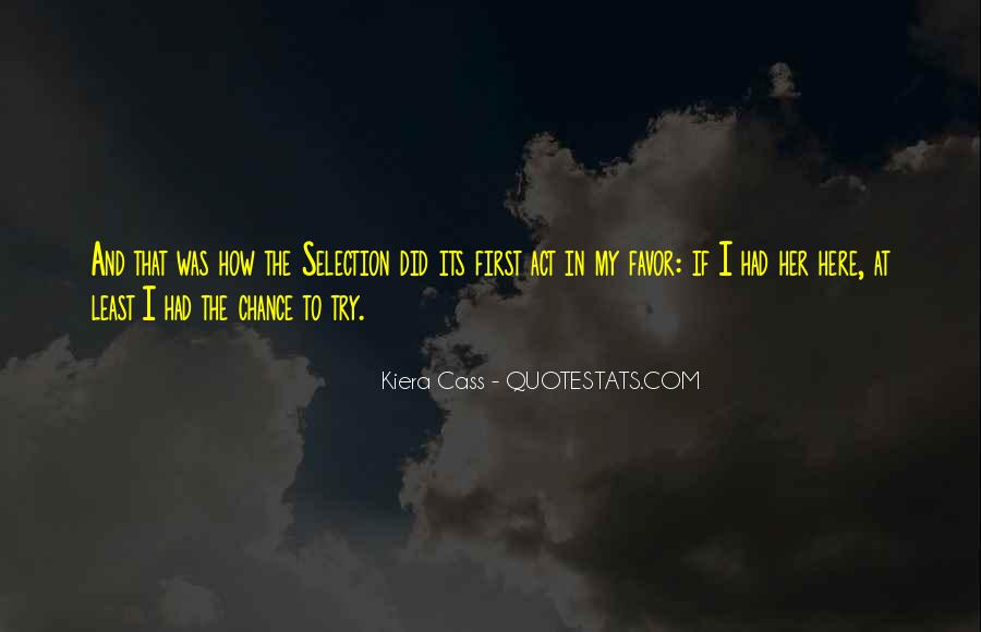 In My Favor Quotes #578340