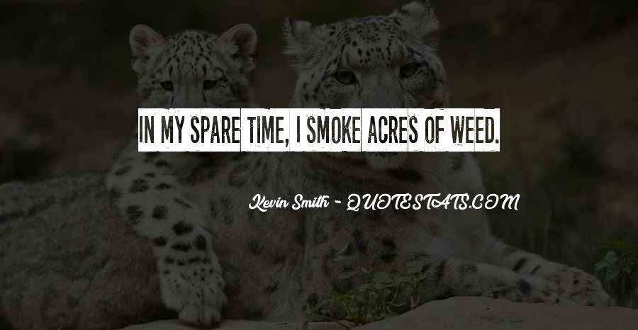 In My Spare Time Quotes #1261129