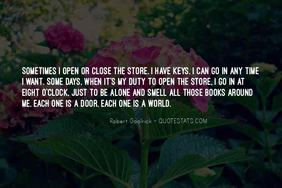 In Store Quotes #160914