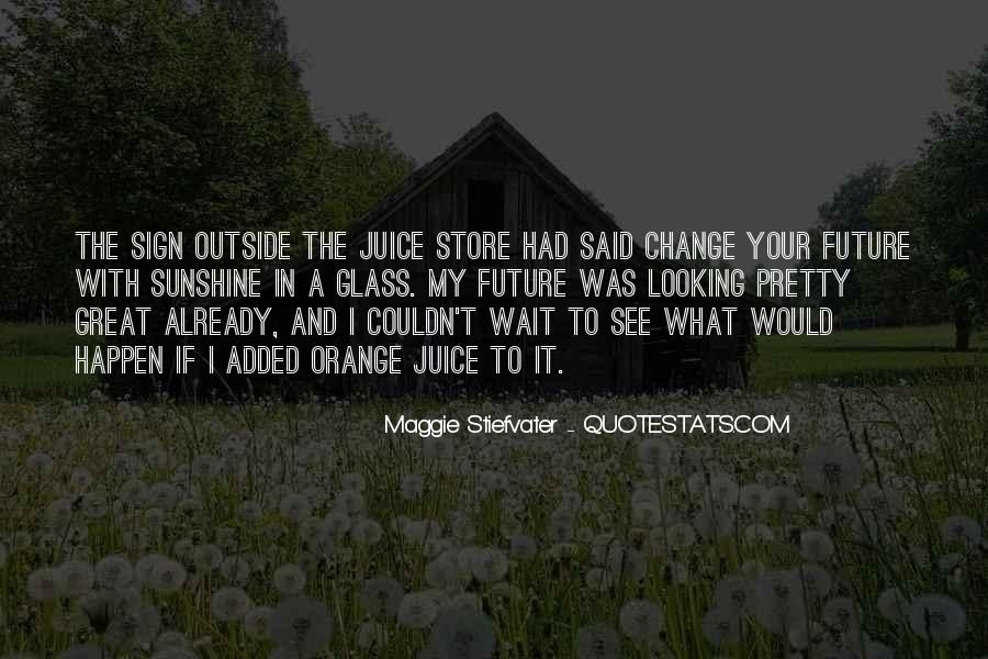 In Store Quotes #3824
