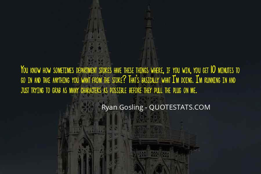 In Store Quotes #73843