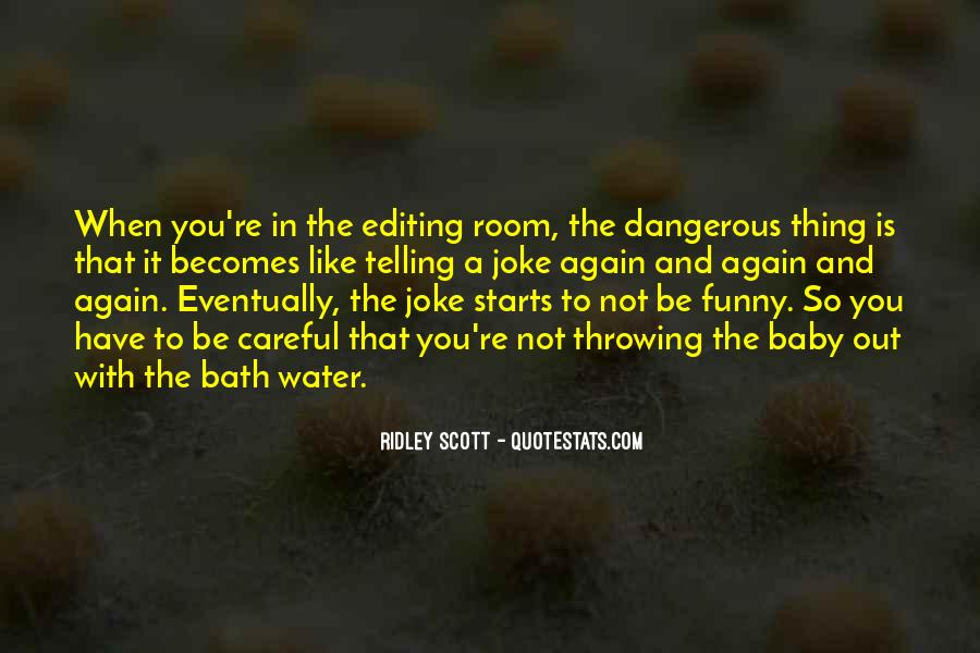 In The Bath Quotes #1067744