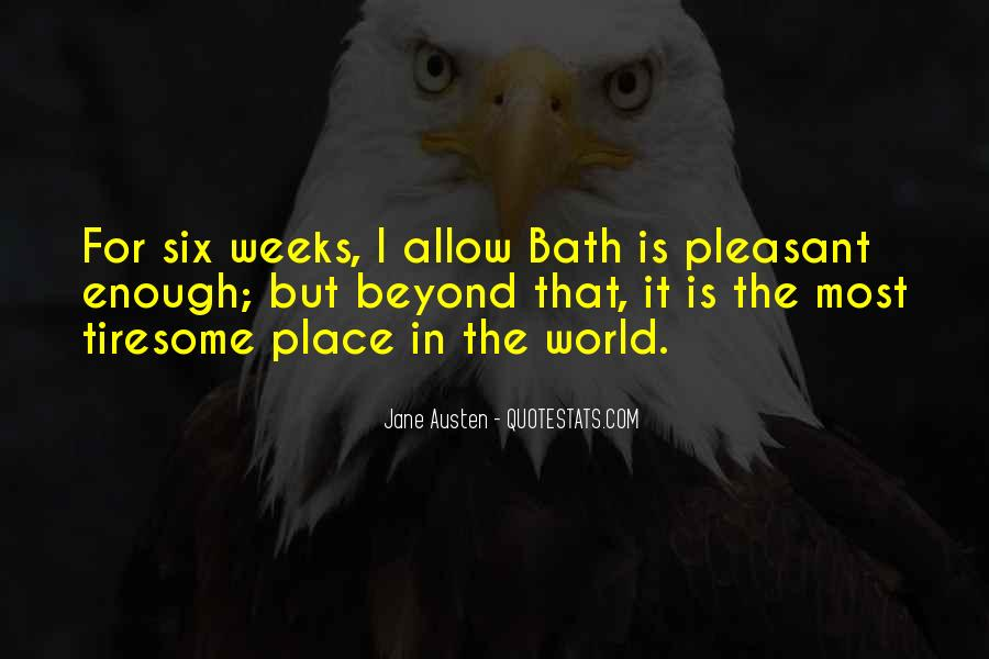 In The Bath Quotes #186440