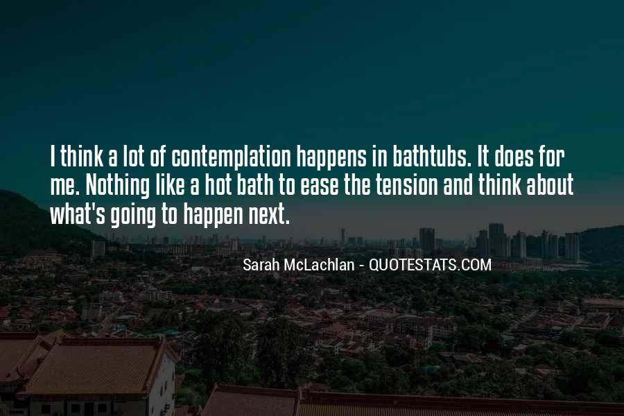 In The Bath Quotes #489545